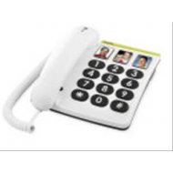 Telefone FIJO DORO PHONE EASY 331PH 1 BLANCO