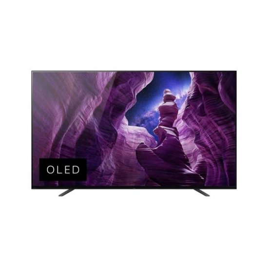 Smart TV Android OLED Sony UHD 4K KD-55A8 140cm - 4548736114173
