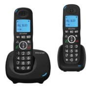 DECT XL535 DUO NEGRO