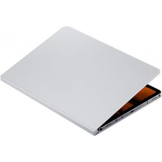 BOOK COVER TAB S7 GRIS CLARO