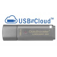 Kingston DataTraveler Locker+ G3 16GB - Pendrive USB