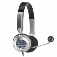 NGS MSX6PRO Plata/Preto - Auriculares