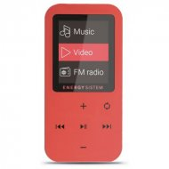 Energy Sistem MP4 Touch Coral