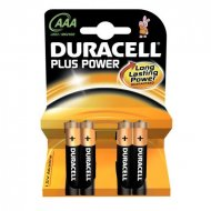 Duracell Ultra Power Pack 4 Pilhas AAA 1.5V