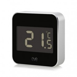 Elgato Eve Degree Monitor de Temperatura y Humedad Bluetooth