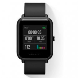 AmazFit Bip Smartwatch Negro Reacondicionado