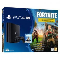 Sony PlayStation 4 Pro 1Tb + Fornite