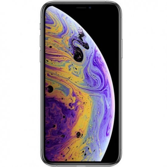 Apple iPhone XS Max 512GB Prateado - Smartphones - MT572QL/A - Apple - 0190198785558