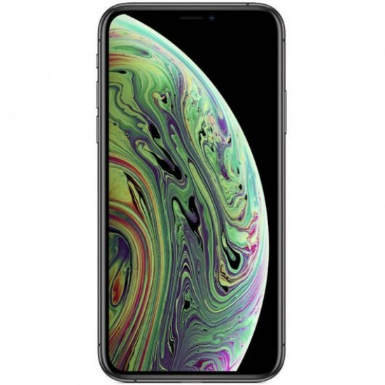 Apple iPhone XS Max 256GB Cinzento Sideral - Smartphones - MT532QL/A - Apple - 0190198784193
