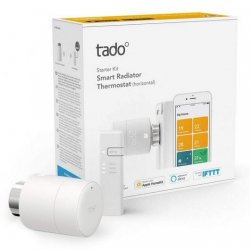 Tado Kit Inicio Termostático Inteligente + Bridge Internet para V3+
