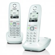 Gigaset AS405 Telefone Dect Duo Branco