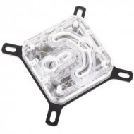 Alphacool CPU Ice Block XPX Intel/AMD Polished Clear Version