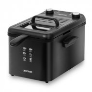 Cecotec CleanFry Infinity 4000 Black Fritadeira 4L 3270W