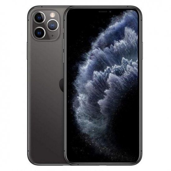 Apple iPhone 11 Pro 512GB Gris Espacial Libre - Smartphones - MWCD2QL/A - Apple - 0190199391376