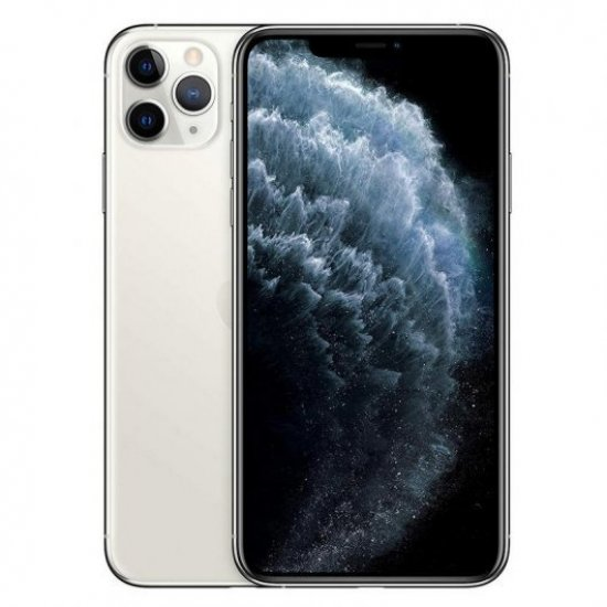 Apple iPhone 11 Pro 512GB Plata Libre - Smartphones - MWCE2QL/A - Apple - 0190199391710