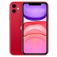 Apple iPhone 11 64GB (Product) Red Libre