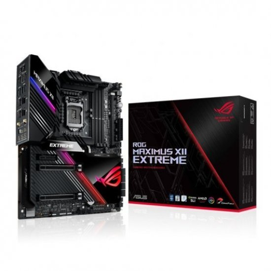 Asus ROG MAXIMUS XII EXTREME - Motherboards - 90MB12J0-M0EAY0 - Asus -