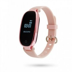 Unotec Style Band 4 Relógio Bluetooth Rosa