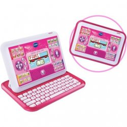 Vtech Genio Little app Computador/Tablet Educativo Rosa