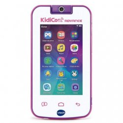 VTech KidiCom Advance Branco/Rosa