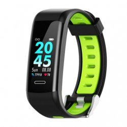 Leotec Training Pro GPS Color Pulsera de Actividad Verde
